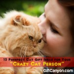 "12 Purrfect Cat Gift Ideas for Your ""Crazy Cat Person"""