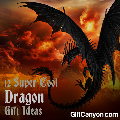 12 Super Cool Dragon Themed Gift Ideas