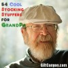 54 Cool Stocking Stuffers for Grandfathers