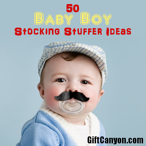 Baby Boy Stocking Stuffer Ideas