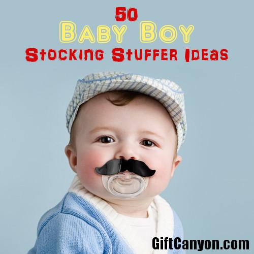 Baby Boy Stocking Stuffer Ideas