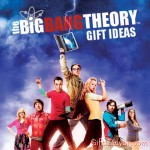 Nerdy, Geeky Big Bang Theory Gift Ideas!