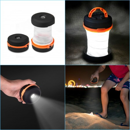 Collapsible Camping Light
