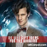 Dr. Who Gift Ideas for the Whovian