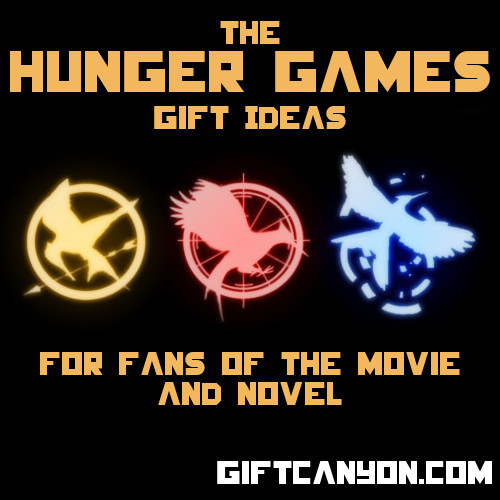 Hunger Games Gift Ideas for the Fans of the Movie and Novel