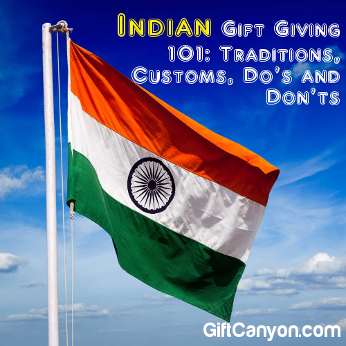 Indian Gift Giving 101