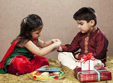 Indian Gift Giving