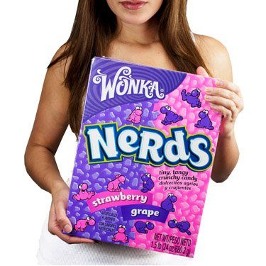 Large Nerds Candy
