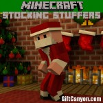 Minecraft Stocking Stuffers for a Minecraft Fan
