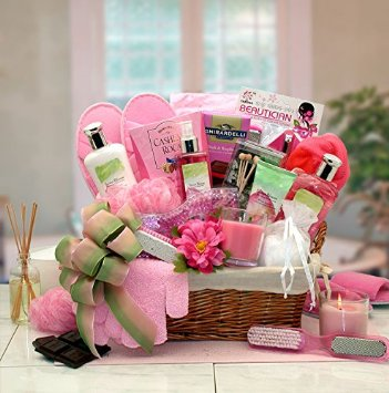 Scents Gifts Basket