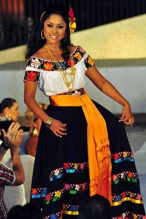 Traditional Mexican Outfit