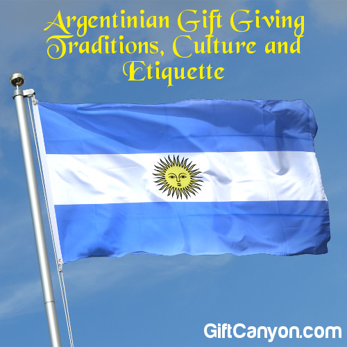 Argentinian Gift Giving Traditions, Culture and Etiquette
