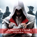 Super Cool and Geeky Assassin's Creed Gift Ideas