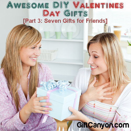 Awesome Valentines day Gifts for Friends