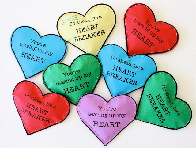 Heartbreaker Candy Packets