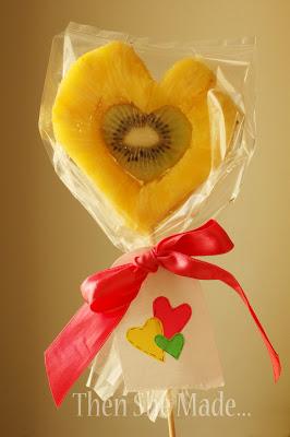 Hearty Fruit Pops