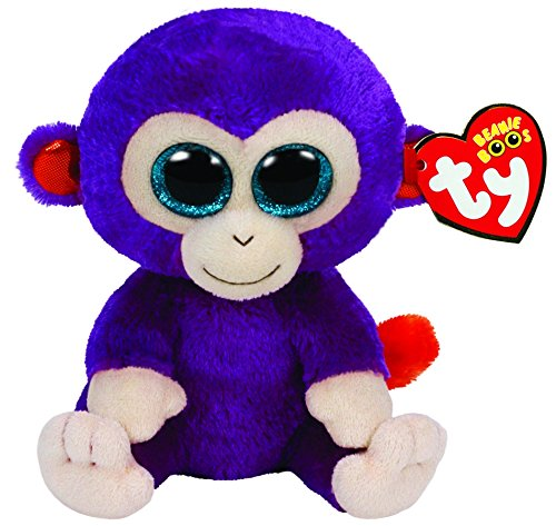 Monkey Heart Plush