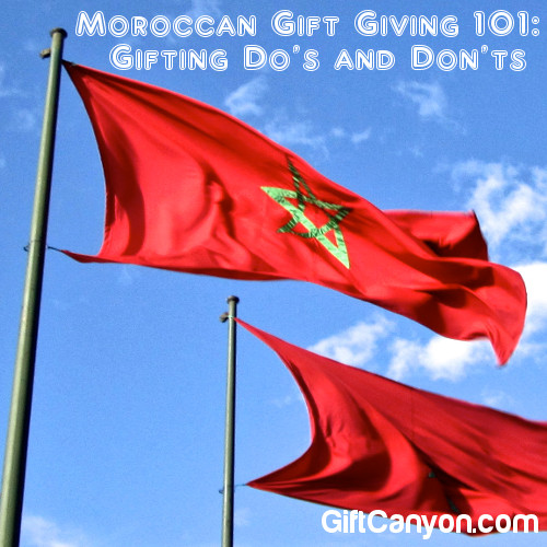 Moroccan Gift Ideas
