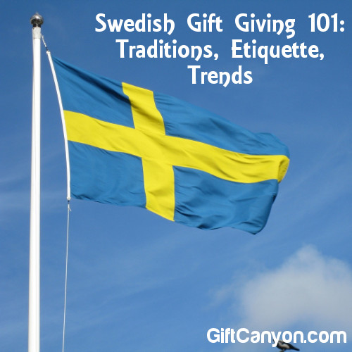 Baby Shower Gift Giving Etiquette ~ Swedish gift giving traditions etiquette trends