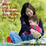 Sweet and Cool Valentines Day Gifts for Mom!