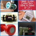 Cool, Unique Alarm Clocks You'd Want to Wake Up To