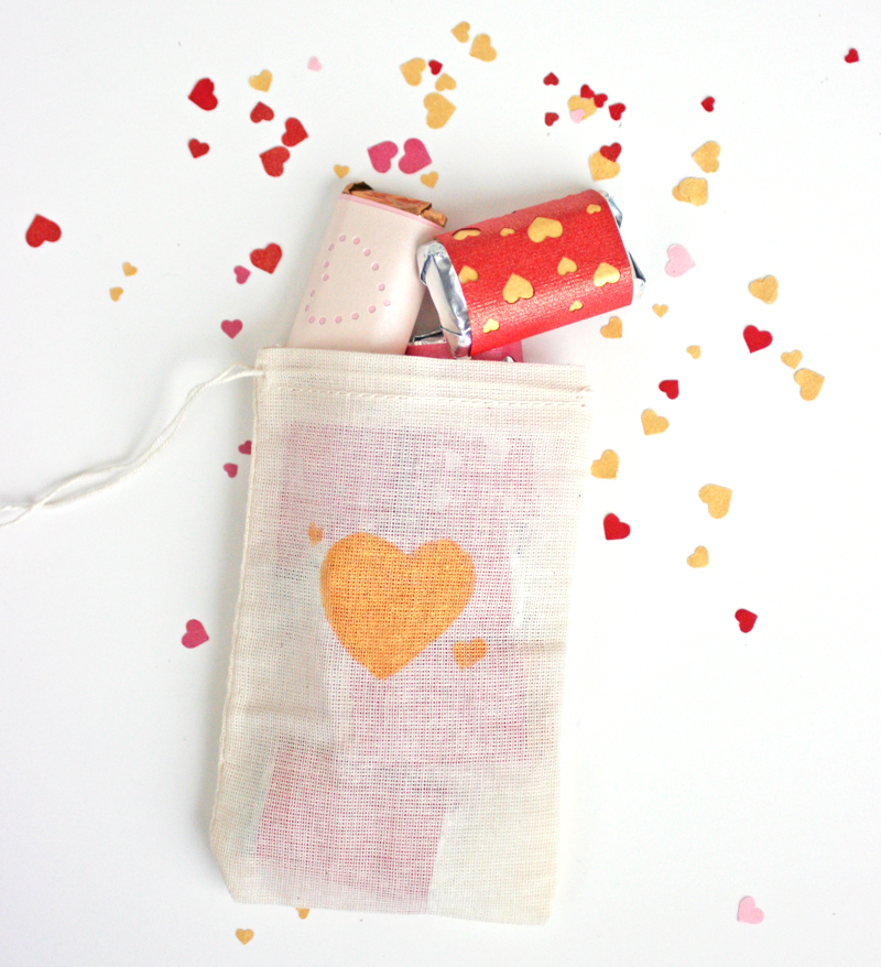 V-day Treats Bag