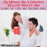 My Ultimate List of Valentines Day Gift Ideas for Men