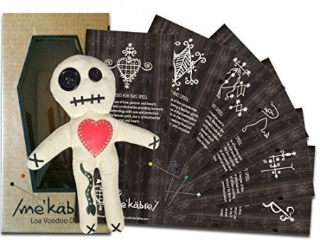 Voodoo Doll Kit