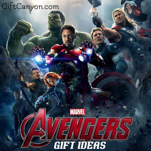 Avengers Gift Ideas