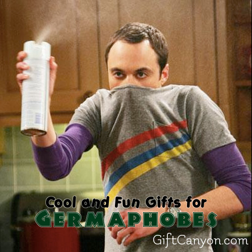 Cool and Fun Gifts for Germaphobes