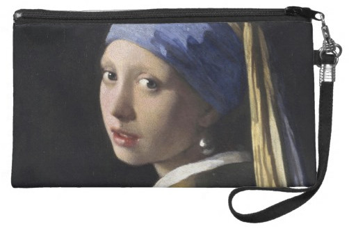 Girl With a Pearl Earring Bag