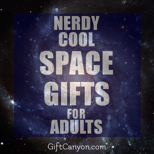 Nerdy Cool Space Gifts for Adults