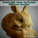 The Best Rabbit Gift Ideas for People Who Love Bunnies