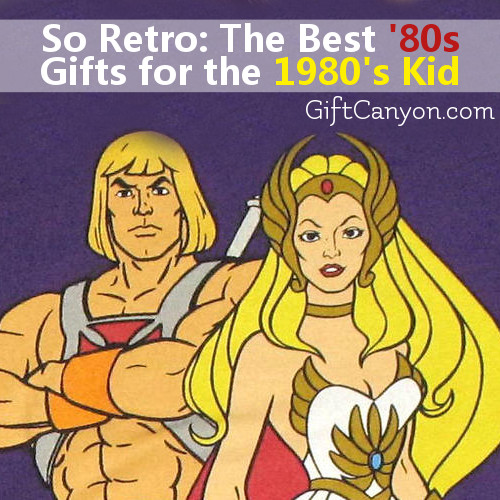 Retro 80s Gifts for 1980's Child