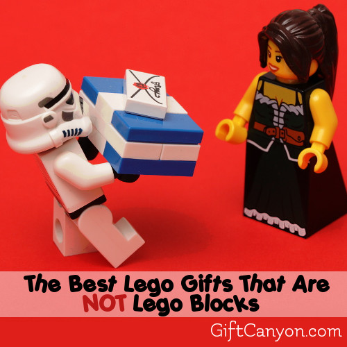 The Best Lego Gifts That Are NOT Lego Blocks