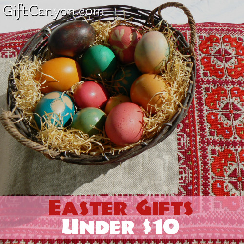 Easter Gifts Under 10 Dollars