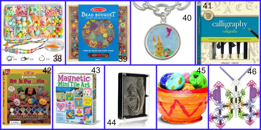 Easter Gifts for Girls 38-46