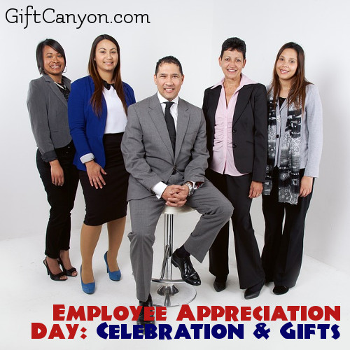 Employee Appreciation Day Celebration and Gifts