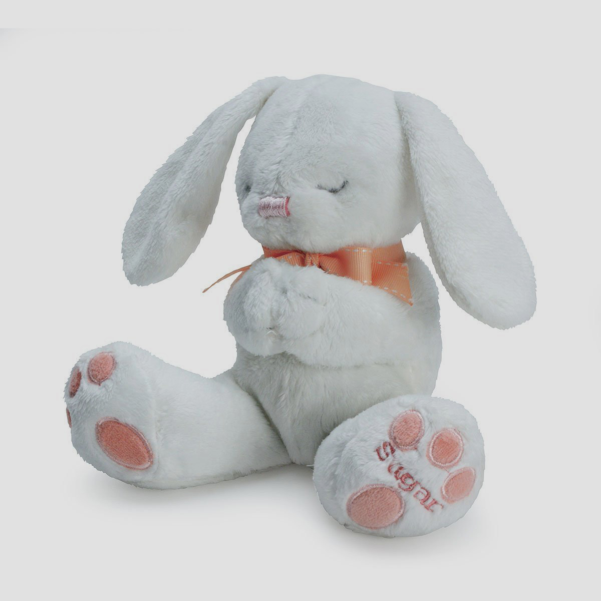 Easter gifts for baby girls age 5 months to 2 years gift canyon praying bunny plush negle Image collections