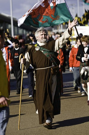 St Davids Day Parade