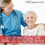 Ten Sweet Gifts for Mom In Nursing Home