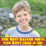 50 Best Easter Gifts for Boys (Age 4-10)