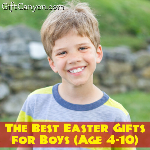 50 best easter gifts for boys age 4 10 gift canyon the best easter gifts for boys age 4 10 negle Images