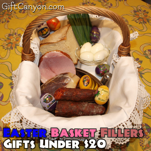 Easter basket fillers easter gifts under 20 gift canyon easter gifts under 20 dollars negle Choice Image