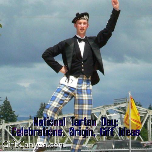 National tartan Day