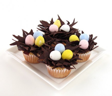 Nested Easter Cupcakes
