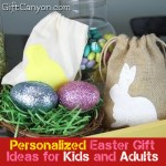 Personalized Easter Gift Ideas for Kids and Adults