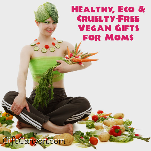 Wedding Gifts For Vegans : Healthy, Eco & Cruelty-Free Vegan Gifts for Moms - Gift Canyon