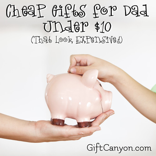 Cheap Gifts for Dad Under $10 (That Look Expensive!)