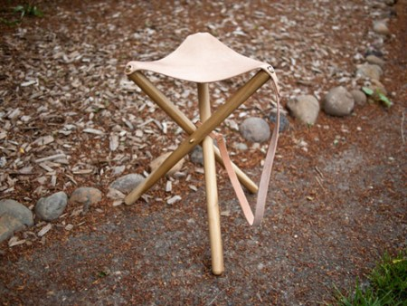 DIY Gifts for Dad - Camping Stool